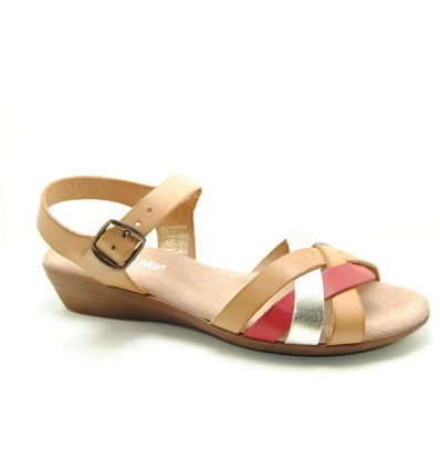Oh Isabella 940 CAMELLO Mujer Beige