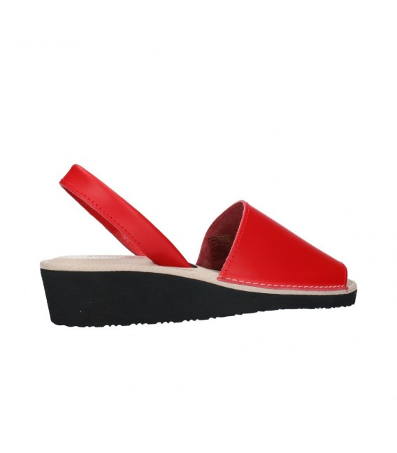 FAST SHOES 552 Mujer Rojo