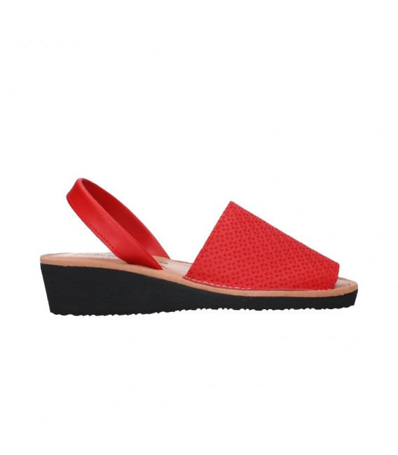 FAST SHOES 552 10B Mujer Rojo