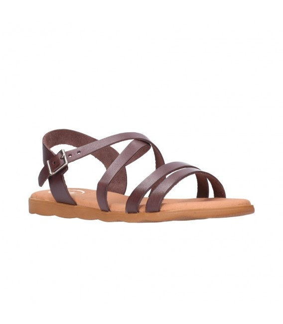 OH MY SANDALS 4300 marron Mujer Marron