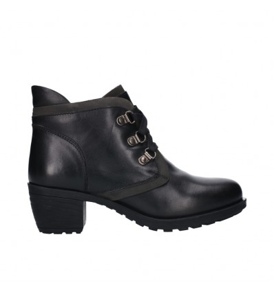 WIKERS A54191 Mujer Negro