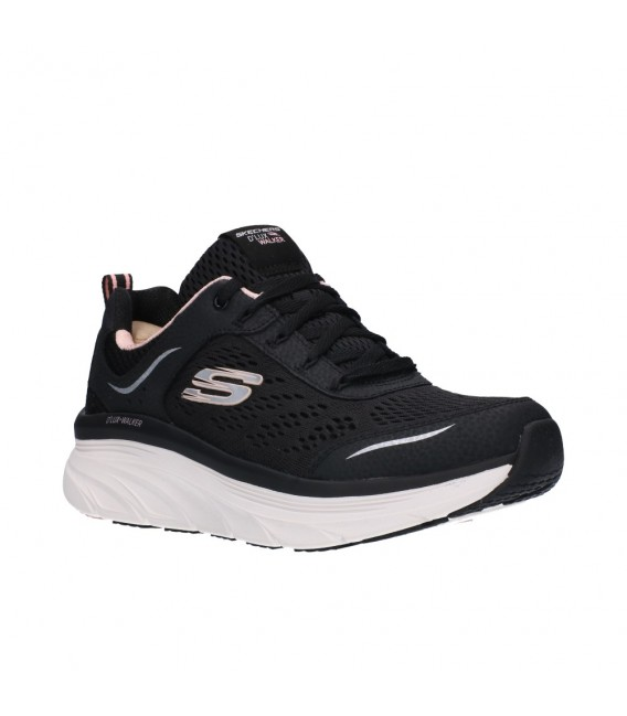 SKECHERS ARCH FIT 149023 BKPK Mujer Negro