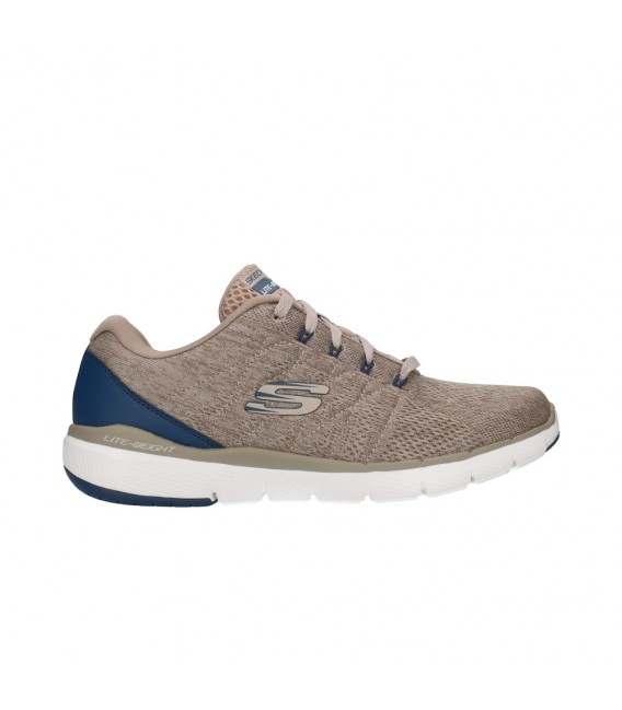 SKECHERS 52957 TPBL Hombre Taupe
