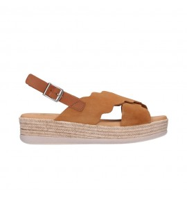 OH MY SANDALS 4682 SERRAJE CAMEL Mujer Camel