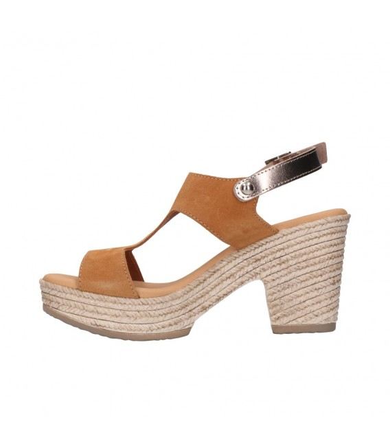 OH MY SANDALS 4700 SERR CAMEL COMBI Mujer Camel