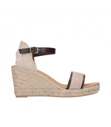 PASEART HIE/A436 ANTE TAUPE Mujer Taupe