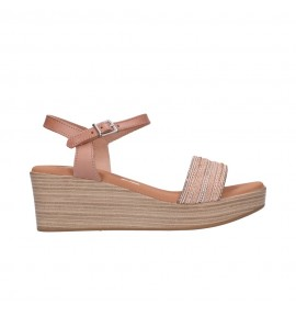 OH MY SANDALS 4686 NUDE CON NUDE Mujer Nude