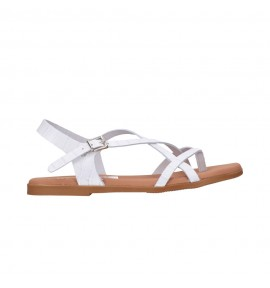 OH MY SANDALS 4641 BREDA BLANCO Mujer Blanco