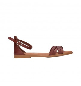 OH MY SANDALS 4644 CAOBA Mujer Marron