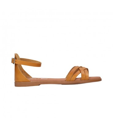 OH MY SANDALS 4644 MOSTAZA Mujer Amarillo