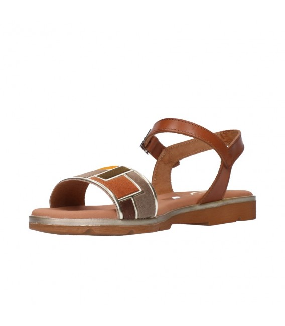 OH MY SANDALS 4654 ROBLE COMBI Mujer Cuero