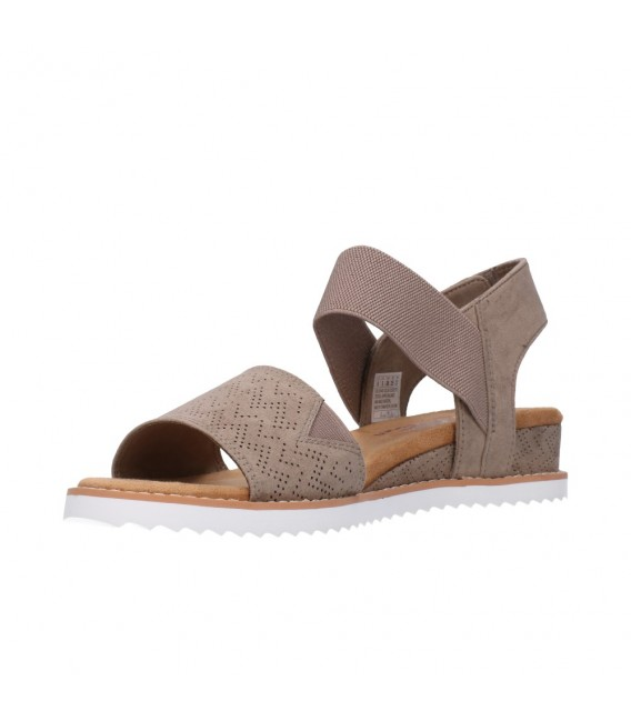 SKECHERS 31440 TPE Mujer Taupe