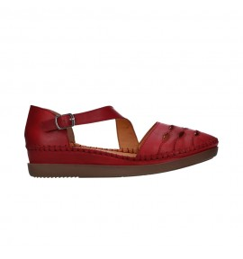 HUSH PUPPIES 3765 RED Mujer Rojo