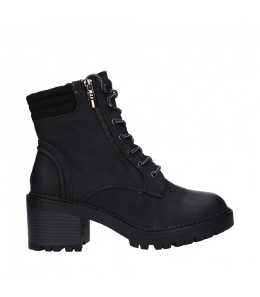 MTNG 58571 SUEDE NEGRO Mujer Negro