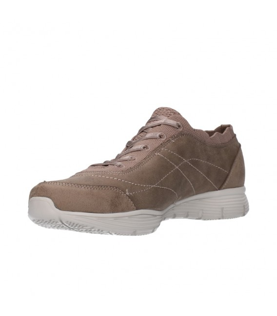 SKECHERS 158175 DKTP Mujer Taupe