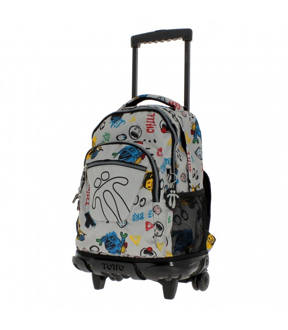 TOTTO MA03ECO006-2010P-9ST Complementos Gris