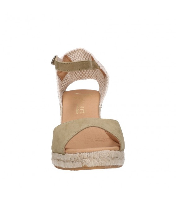 PASEART ADN/A383 bamboo Mujer Beige