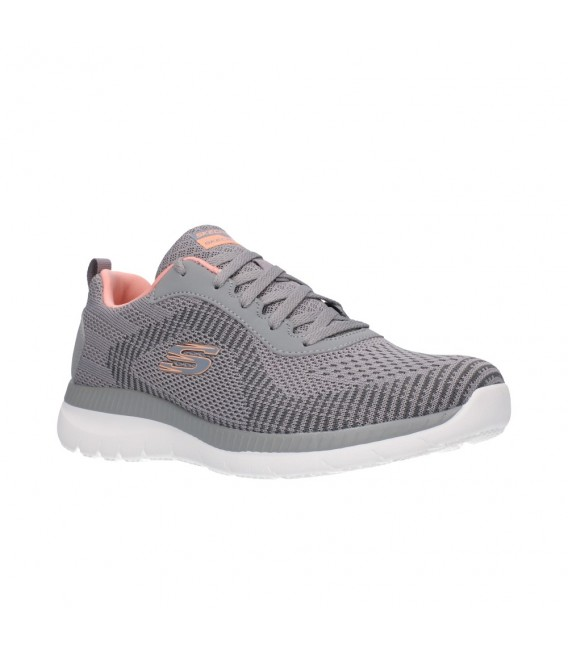 SKECHERS 149220 GYCL Mujer Gris