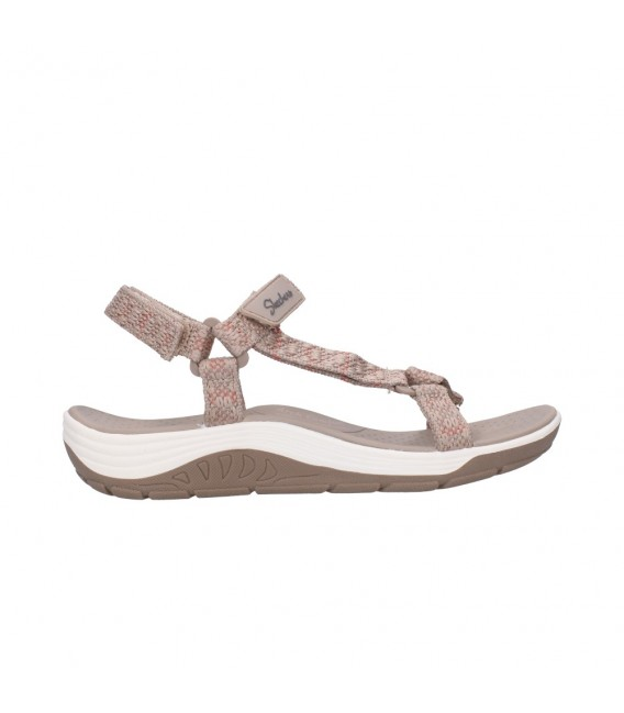 SKECHERS 163123 TPE Mujer Taupe