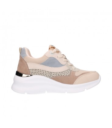 MTNG 60003 C50939 Mujer Beige