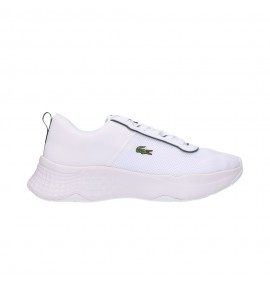 Lacoste 41SUJ0004-1R5 COURT-DRIVE Mujer Blanco